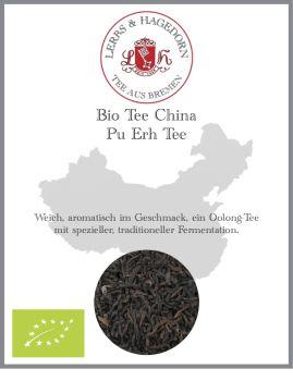 bio tee china pu erh tee 1kg unkompliziert und schnell. Black Bedroom Furniture Sets. Home Design Ideas